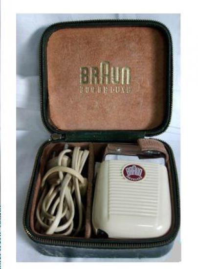 Braun type 300 de Luxe